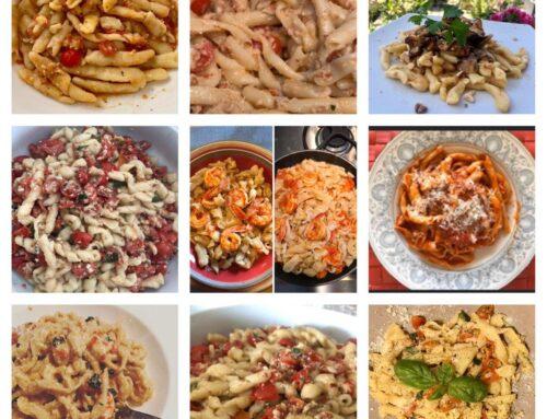 I vostri risultati dopo il corso di cucina sulle Busiate