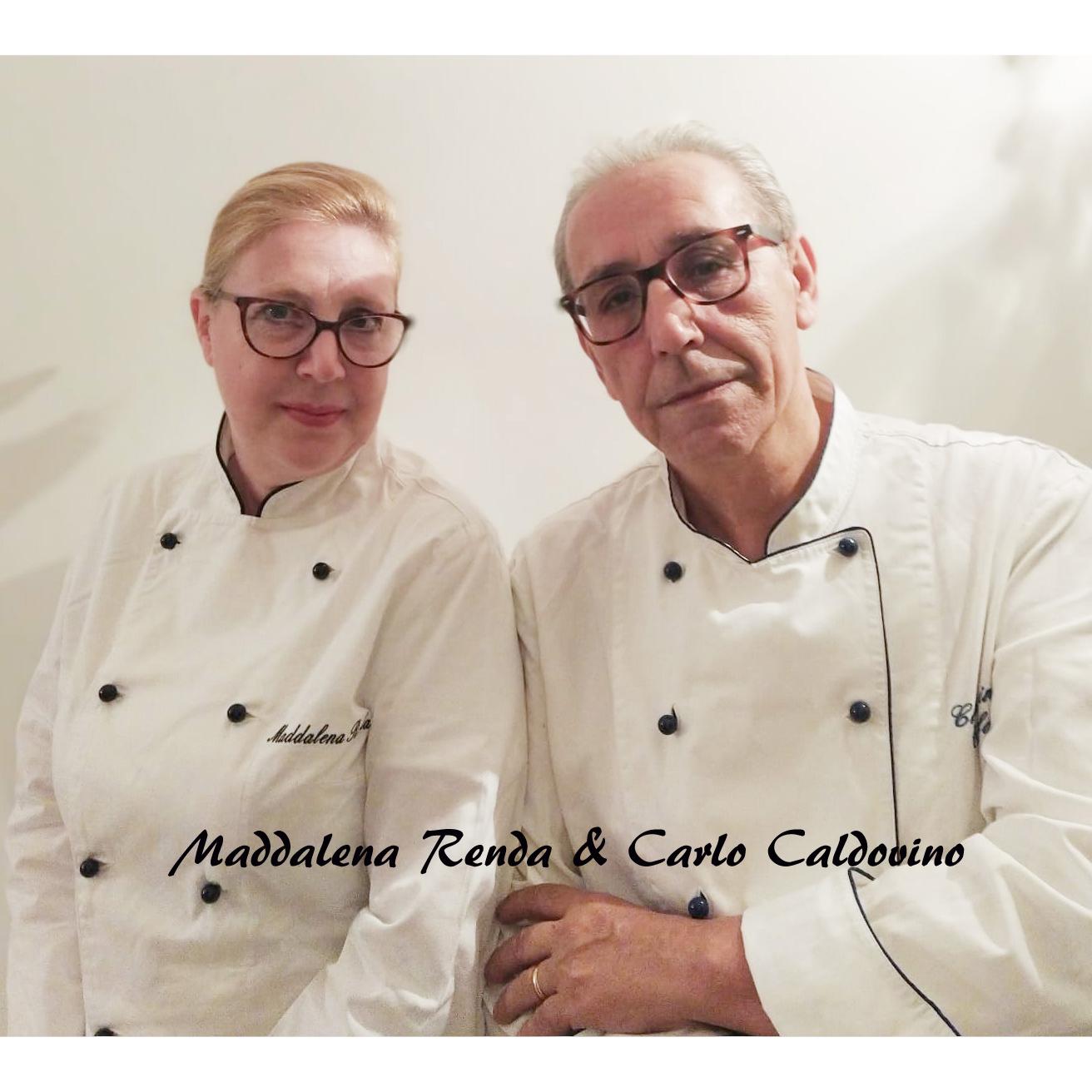 Maddalena Renda e Carlo Caldovino