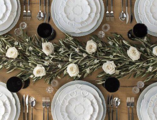Il centrotavola: un elemento essenziale per una tavola elegante