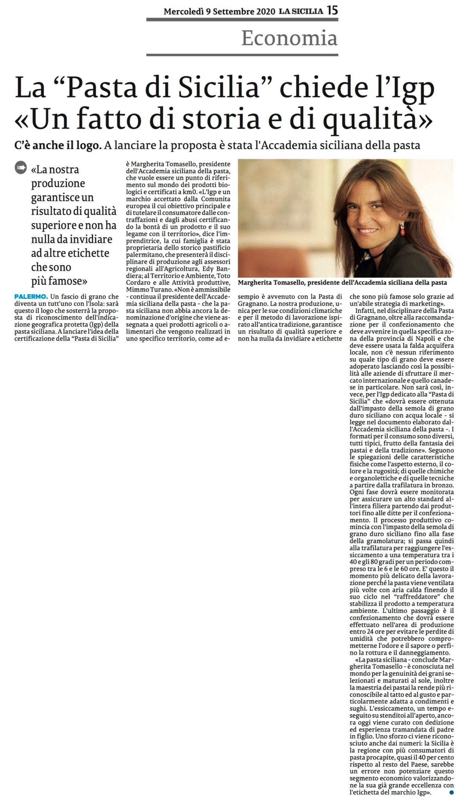 LA SICILIA 9 SETT 2020 scaled