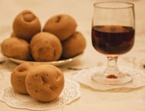La storia dei biscotti di San Martino